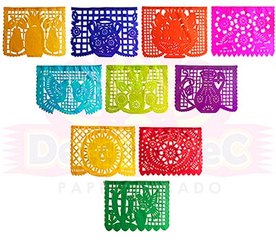 DECORAMEC PAPEL PICADO